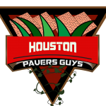 houston Pavers Guys Logo