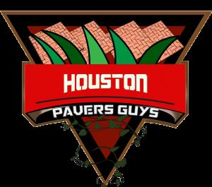 houston Pavers Guys Logo