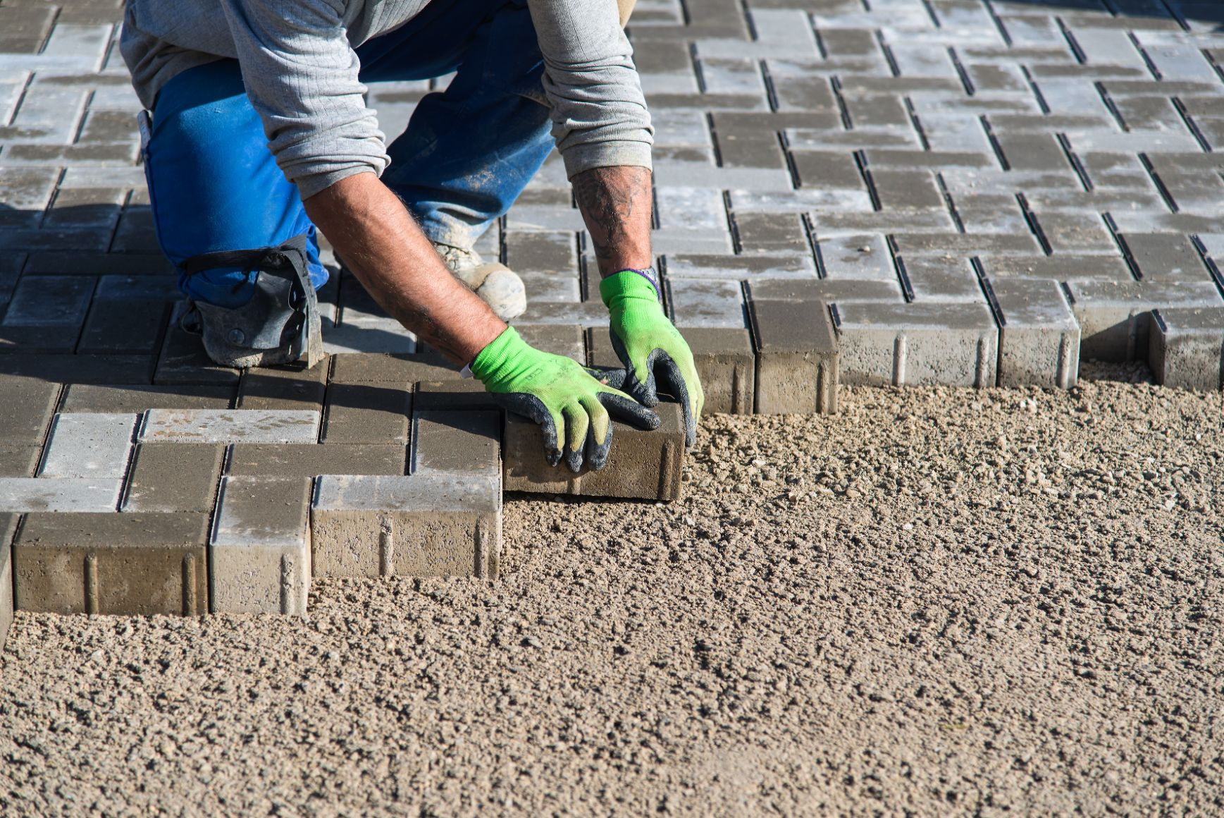 professional paving companies near houston