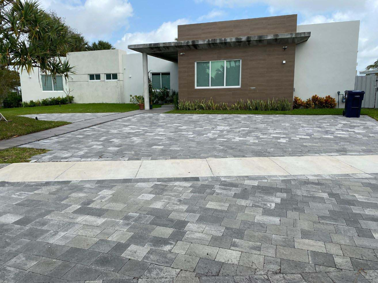 expert driveway paving in houston tx area